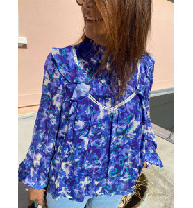 blouse opullence
